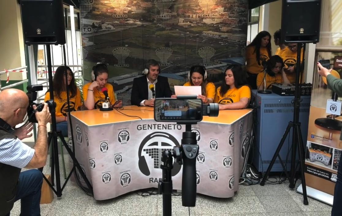 Genteneto Radio, un año muy radiofónico