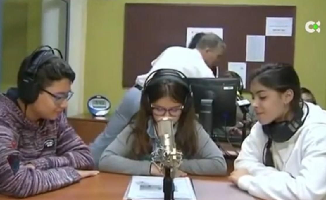 """""""Vamos a la radio"""" nuevo proyecto del IES Puntagorda"""