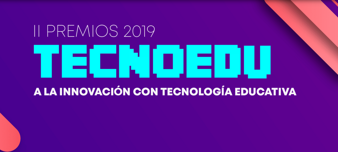 II Premios TECNOEDU 2019 a la Innovación con Tecnología Educativa