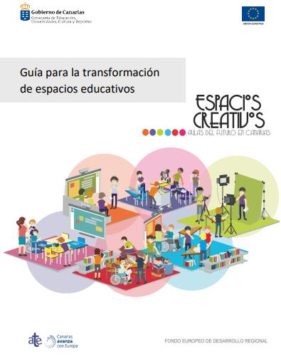 Guía para la transformación de espacios educativos