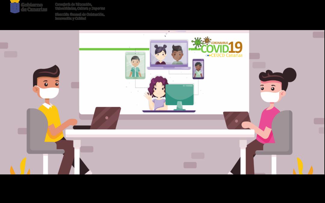 Plan para la educación digital de Canarias en el siglo XXI