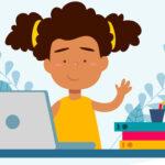 Enseñanza y aprendizaje digital, guías para trabajar desde casa.