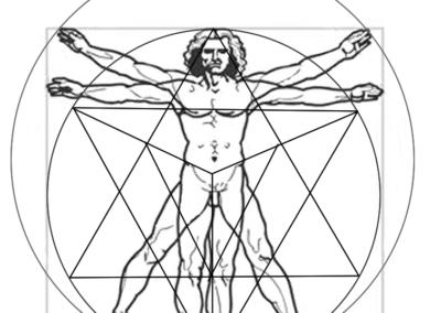 PROYECTO VITRUVIO: SA DEL AUSTRALOPITHECUS AL HOMO VITRUVIO