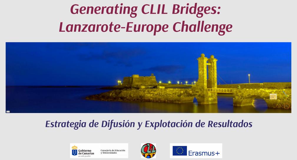 Resultado de imagen de generating clil bridges