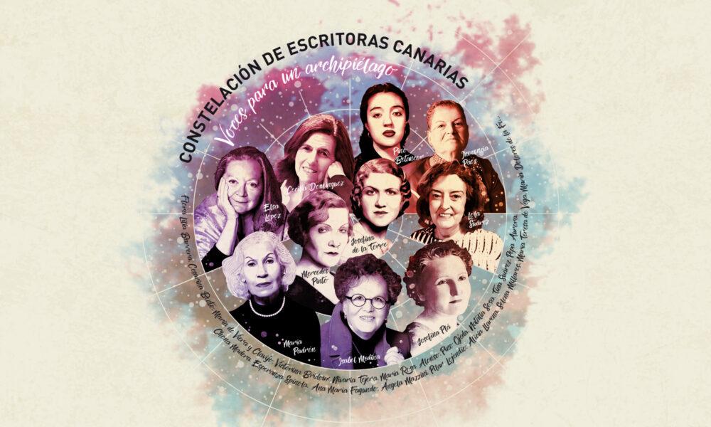 CONSTELACIÓN DE ESCRITORAS CANARIAS 2020-21