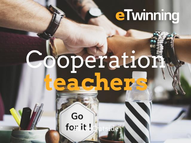 Cooperation between teachers- eTwinning