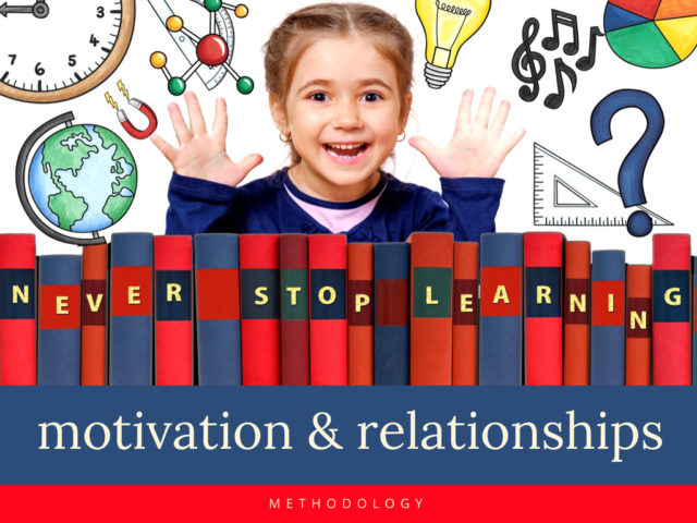 Motivation and relationship-based classroom activities