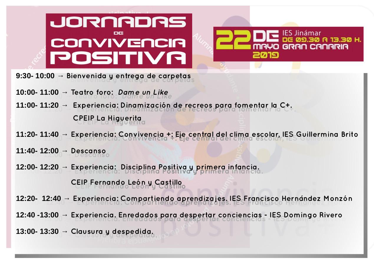 Programa en Gran Canaria