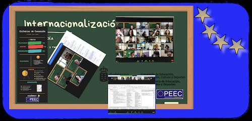 Internacionalización de los CEP