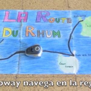 Moway in La Route Du Rhum