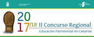 II Concurso Regional de iniciativas en Educación Patrimonial en Canarias