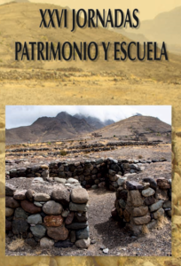 XXVI Jornadas Patrimonio y Escuela. La Aldea de San Nicolás