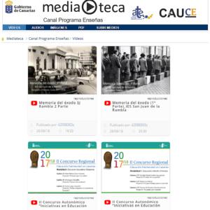 Canal Mediateca Programa enSeñas