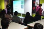 Visita del alumnado del IES El Chapatal a la Biblioteca Pública del Estado en S/C de Tfe.
