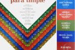 Entrega de 7 volúmenes y sus correspondientes CDs de audio de los timplistas de la  primera generación