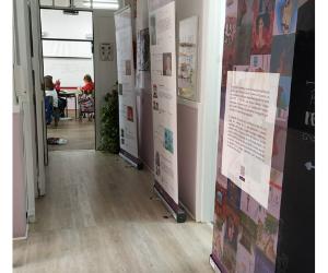 La Exposición itinerante «Imágenes y Voces», ya en los Centros educativos de Canarias