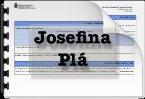 Josefina Plá SA