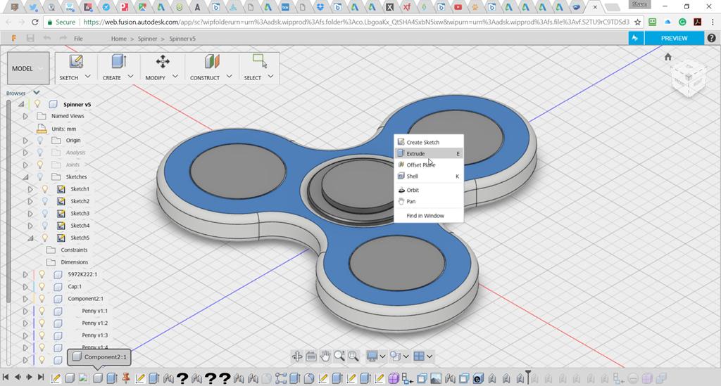 Diseño en 3D: Introducción a Fusion 360