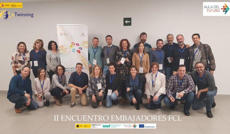 II Encuentro de Embajadores del Aula del Futuro en el INTEF