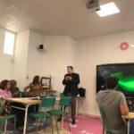 Presentación centros pilotos del Proyecto Espacios Creativos. Aulas del futuro en Canarias