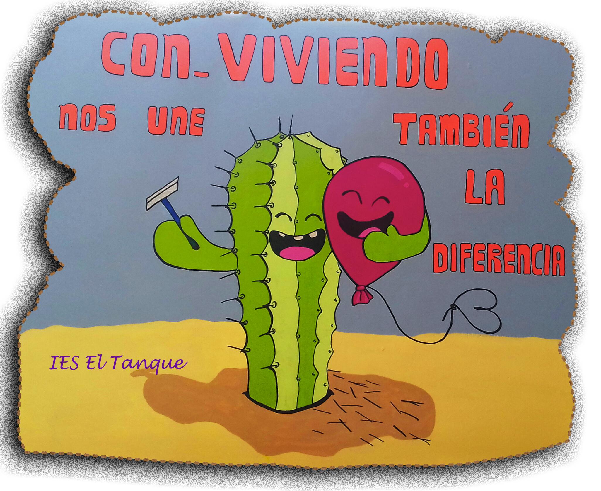 Espacio(s) creativo(s) del IES EL TANQUE - 38015281