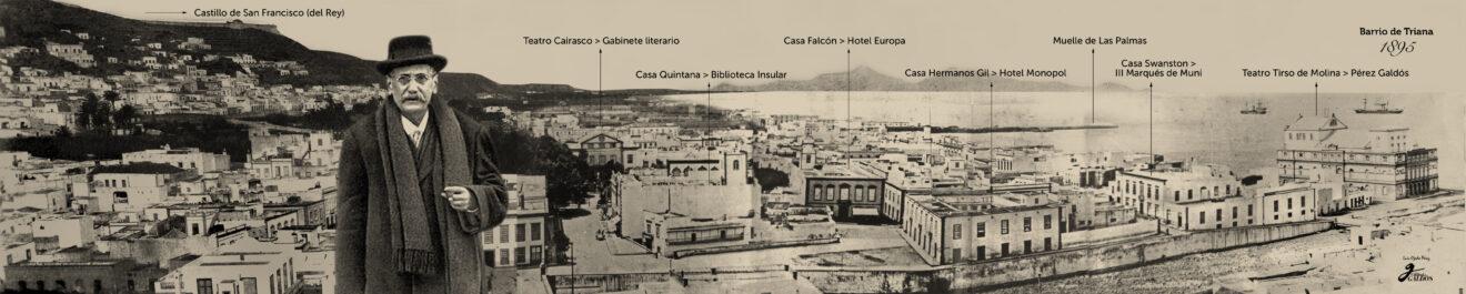 Exposición Virtual: «La Tierra de Galdós»