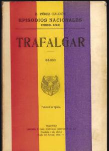 Trafalgar primera edición de 1873.