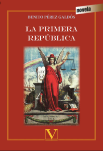Cubierta de La primera República.