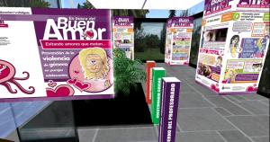 El buen amor-CEP Virtual-Casa de Canarias-Second Life_001
