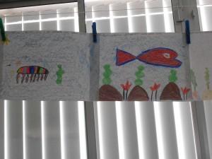 Dibujo de Nadarín 2ºB