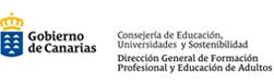 Dirección General de Formación Profesional