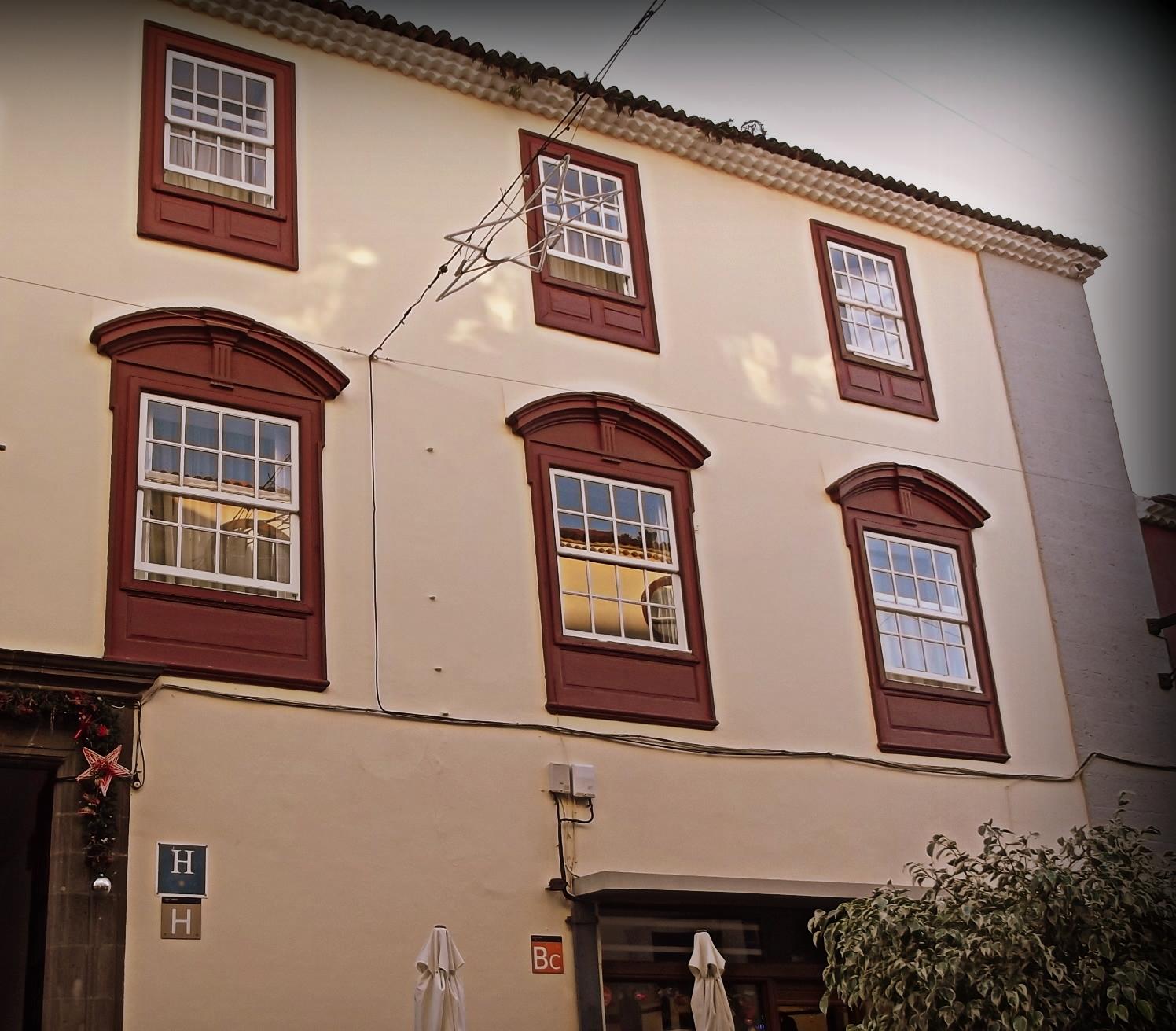 Casa de los Marqueses de Torrehermosa