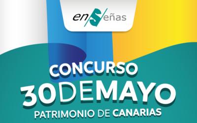 Premios del Concurso escolar 30 de mayo. Patrimonio de Canarias, curso 2019-2020