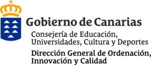 Logo de la Dirección General de Ordenación, Innovación y Calidad
