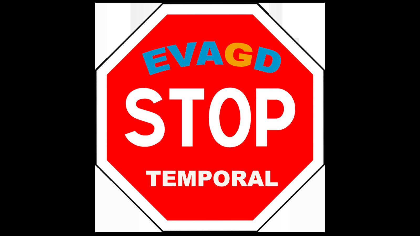 Stop temporal de los nodos de EVAGD