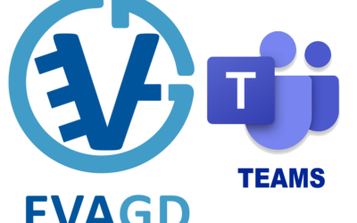 Videoconferencia con Teams Meeting en EVAGD