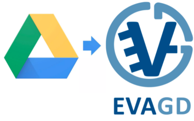 Añadir archivos desde Google Drive en EVAGD