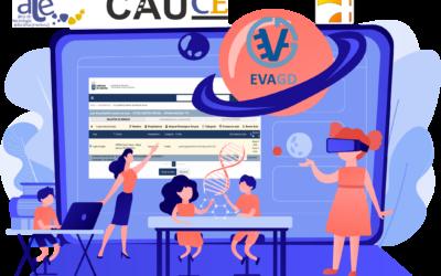 Matricular múltiples grupos en un aula virtual de EVAGD