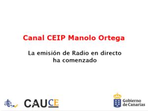 CEIP Manolo Ortega