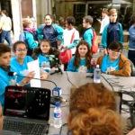 """El alumnado canario salen """"De Palique"""" para hacer radio"""