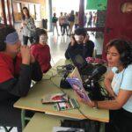 """""""Palabras al oído"""",  experiencia de radio para celebrar el Día del Libro"""
