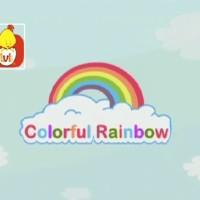 El color amarillo - Los colores del arco iris, para niños.
