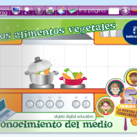 Los alimentos vegetales