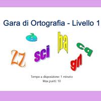 Gara di ortografia