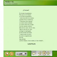Poesía y TIC