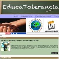 Educa tolerancia