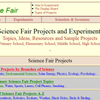 Science Fair Projects and Experiments