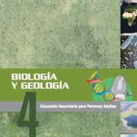 Biología y Geología 4 : Educación Secundaria Obligatoria para Personas Adultas