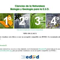 Biología y Geología para la E.S.O.