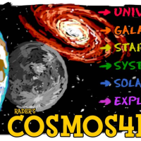 Cosmos 4 kids